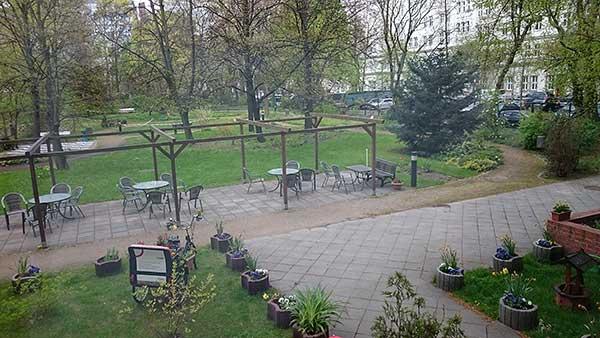 Pflegeheim Park